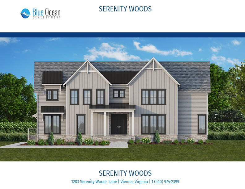 New home construction in Northern VA